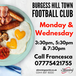 slimming world burgess hill