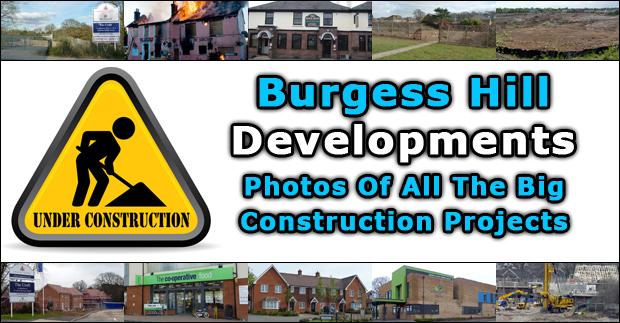 Burgess hill construction photos for Burgess builders