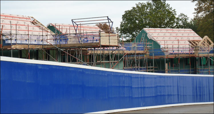 Burgess Hill Construction Photos The Croft Land East Of