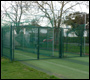 burgess hill cricket club nets vandalised
