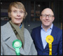 lib dems green party
