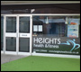 heights gym burgess hill