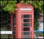 burgess hill classic vintage telephone boxes