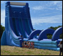 burgess hill water slide