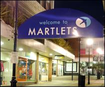 crawley shopping centre