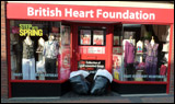Britsh Heart Foundation Burgess Hill