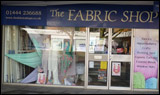 The Fabric Shop Burgess Hill
