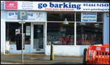 go barking dog grooming burgess Hill