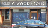 G Wood and Sons Butchers Burgess Hill