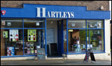 Hartleys Off Licence Burgess Hill