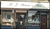 H J Stoner Jewellers Burgess Hill