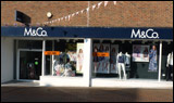 M & Co Burgess Hill