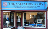 Salvation Army Burgess Hill
