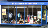 St Catherine's Hospice Shop Burgess Hill