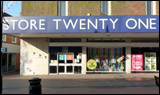 Store Twenty One Burgess Hill