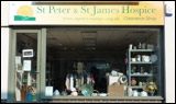 St Peter and St James Clearance Burgess Hill